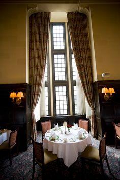 University Club of Portland. Main Dining Room. #universityclubofportland #uclubpdx