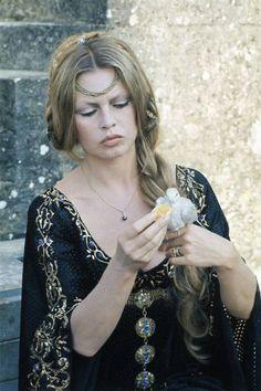 "Brigitte Bardot in ""The Edifying and Joyous Story of Colinot"" (1973)"