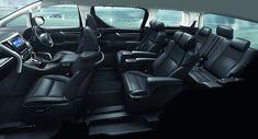 2015 Toyota Vellfire 2.5