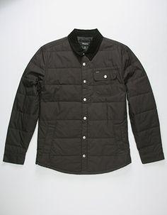 BRIXTON Cass Mens Jacket Black
