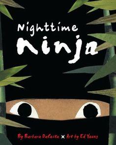 Ninja storytime ideas