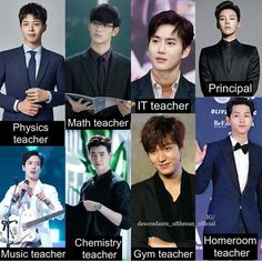 I will be Never Absent If they are My Teachers