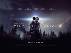 Following its premiere at the Berlin Film Festival over the weekend, Entertainment One has released a new trailer and UK poster for Midnight Special, Jeff Nichols' sci-fi thriller starring Mi…