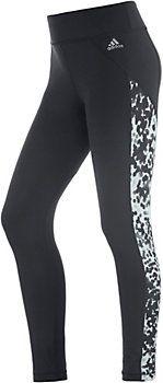 2bf34867dc3d1f  title adidas Techfit Climawarm Tights Damen schwarz grau im Online Shop  von SportScheck kaufen  title