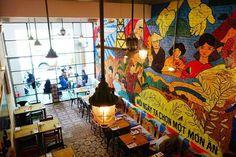 restaurant propagande vietnam