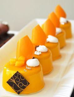 Mango Crème Bavaroise | Flickr: partage de photos!