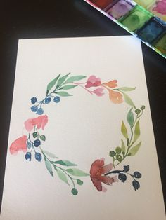 Sin Yee - Flower wreath