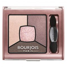 Bourjois Smoky Stories Quad Eyeshadow 3.2 g 02 OVER ROSE