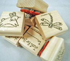 Stampin Up Stamp Set, Rubber Stamps, Tags and More Retired Stampin Up, MINT Stampin Up, For Scrapbooking. Cardmaking, Collage