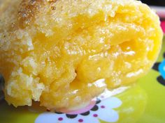 Torta de limão com coco