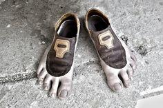 human shoes