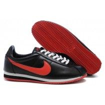 save off 046a2 d3801 Inimitable Nike Classic Cortez Nylon Homme Noir Rouge Running Chaussures-20  Nike Cortez Leather,