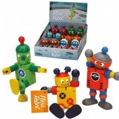 Wooden-flexi-robot