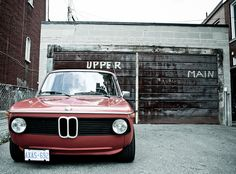 BMW 2002- Down by the schoolyard by Brilliant Michael