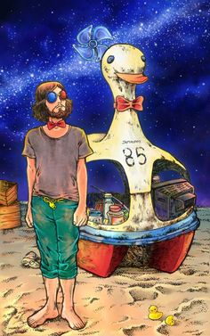 Castaway on the Moon! A Gloriously Quirky, Wonderful Film!