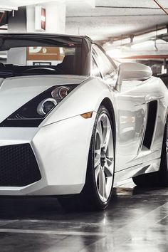 ♚ Lamborghini Gallardo Spyder