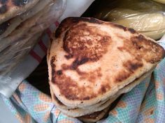 Tlaxcales de maiz (tlaxcala)