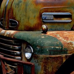 Weathered Ford