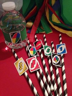 UNO theme birthday party - Celebration Connections