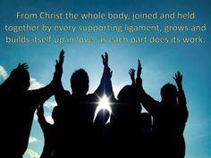 ephesians | Pastor Scott – Ephesians 4:1-16