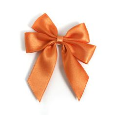 orange bow shine bright #schleife #geschenk #packaging #image Bows, Bright, Orange, Accessories, Bow, Gifts, Arches, Bowties, Ornament