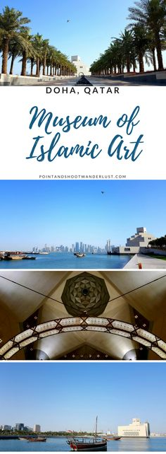 qatar culture travel Museum of Islamic Art Qatar Travel, Dubai Travel, Travel Usa, Middle East Destinations, Travel Destinations, Dubai Things To Do, Museum Architecture, The Beautiful Country, Beautiful Places To Travel
