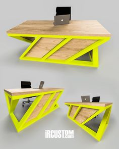 +twist  We keep it simple + twist.  We design & build modern industrial desks x tables with a different perspective.  DM, Email or Call us to get a Custom Desk x Table for your Home or Office!
