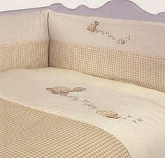 3PC Cotbed Bale Set Includes Quilt, Bumper & Fitted Sheet Available In Choice 3 Colours (Check Beige), http://www.amazon.co.uk/dp/B009BQD9C0/ref=cm_sw_r_pi_awd_r-v1sb0EA7T5J