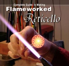 Complete Guide to Making Flameworked Reticello (eBook). $8.99, via Etsy.