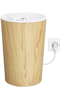 Bluelounge CableBin - Light Wood - Cable Management - Flame Retardant Best Price