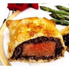 Beef Wellington @ allrecipes.co.uk