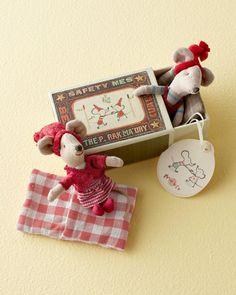 Matchbox Mice
