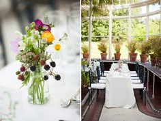 A Natural Love – Sonia and Paul's Kilshane House Wedding Centerpieces, Table Decorations, Botanical Wedding, Wedding Flowers, Wedding Photos, Wedding Inspiration, Knots, House, Decorating