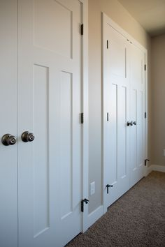 Interior Doors | Why Use Bi Fold Doors When These Are Available... Craftsman  ...