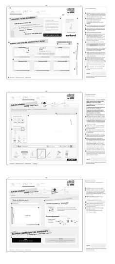 wireframe patterns - Love a good success story? Learn how I went