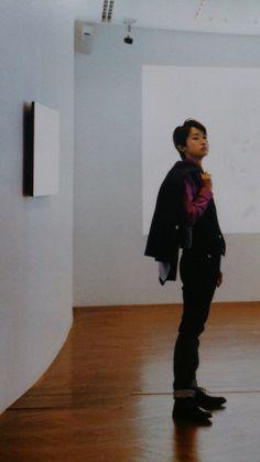 Hanako  大野智の画像 プリ画像