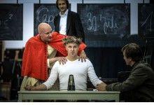 »Mord an Mozart – Eine relative Vernichtungstheorie mit »Mozart und Salieri«, ein Musiktheaterprojekt, Staatsoper im Schiller Theater Berlin