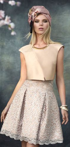 Elegant Skirt Outfit, Copy This Style Short Dresses, Girls Dresses, Formal Dresses, Look Fashion, Fashion Outfits, Fashion Design, Fashion News, Dress Skirt, Dress Up