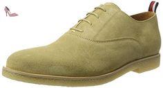 Tommy Hilfiger W2285ILLIAM 1B, Oxford Homme, Beige (Cashmere), 40 EU - Chaussures tommy hilfiger (*Partner-Link)