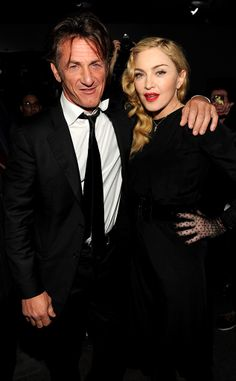 Madonna, Sean Penn, SecretProjectRevolution, Gagosian Gallery