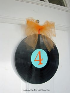 "Inspiration for Celebration: ""4 ROCKS""- Rock and Roll Birthday Party"