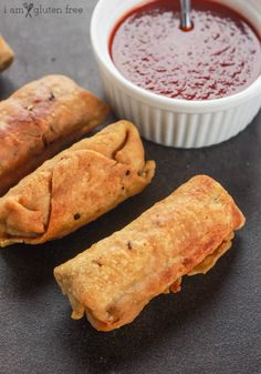 Gluten free egg roll wrappers for gluten free egg rolls (16 of 17)