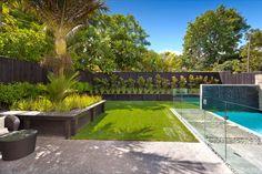 Kirsten Sach Landscape Design Ltd. Garden Inspiration, Garden Ideas, Small Garden Design, Landscape Design, Sidewalk, Tropical Gardens, Architecture, Pools, Landscaping