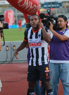 Rayados vs Toluca 03 de Agosto. Dorlan Pabón