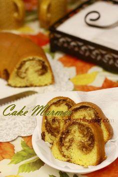 dapoerkoe: Cake Marmer