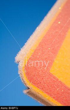 Colorful frosty metal © RJH_RF / Alamy