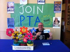 PTA membership table.