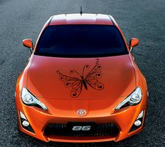 Car-hood-auto-vinyl-decal-butterfly-home