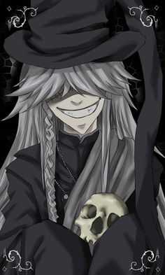 He's my number one fav character. Even though he's not seen much. Or so. O-e