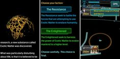 Google's Ingress augmented reality game quietly launches for iOS devices #AR
